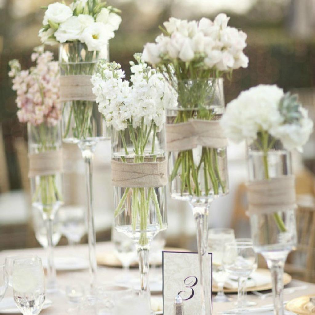 Centros De Mesa Blog Del Casamiento